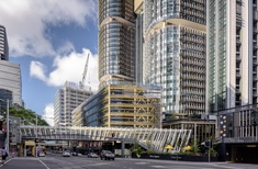 World's tallest commercial building made of engineered timber opens in Barangaroo