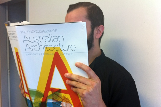 <em>The Encyclopedia of Australian Architecture.</em>