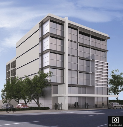 An overview of completed and under construction projects for 3 storey commercial building design