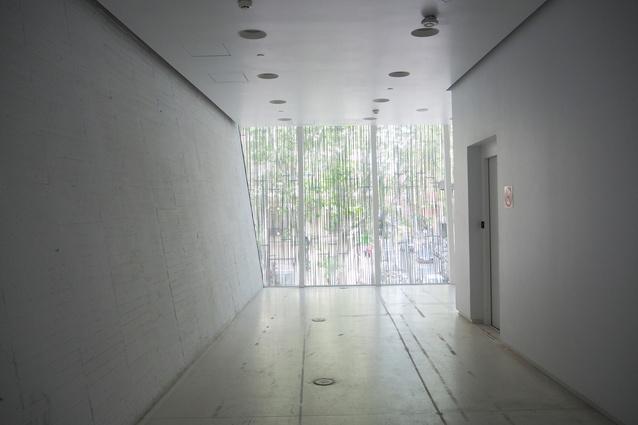Headquarters of Institución Libre de Enseñanza (The Free Educational Institution) by Amid Cero9.