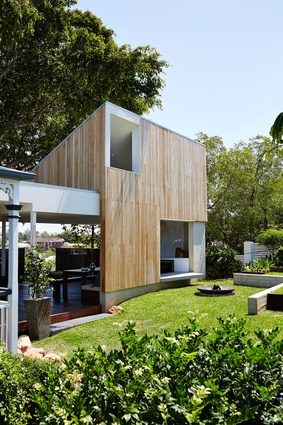 Taringa Pavilion (Qld) by Nielsen Workshop and Morgan Jenkins Architecture in collaboration.