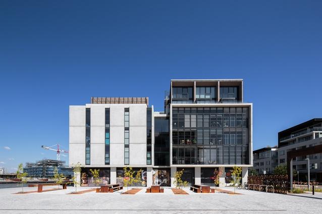 2016 act architecture awards architectureau for Cox architecture