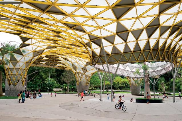 Perdana Botanical Garden.