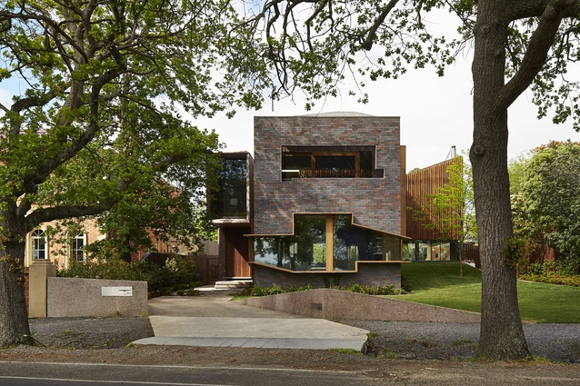 Lake Wendouree Residence by John Wardle Architects.