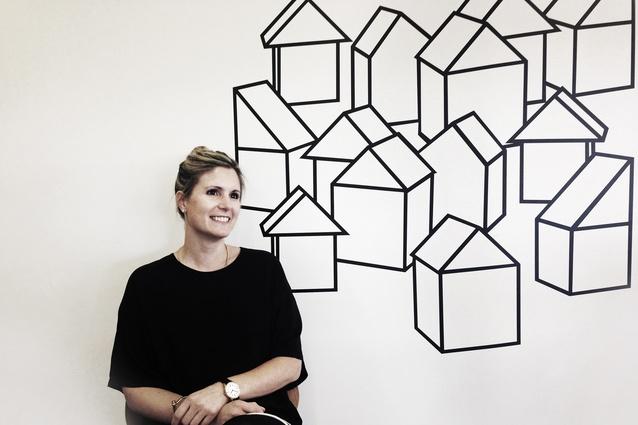 Finalist: Emerging Design Professional – Meg Rowntree, Jasmax.
