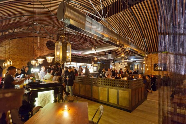 Libertine: A bar located above the newly refurbished Victoria Park Market. 337 Drake Street; libertine.co.nz. Hours: Mon – Thurs, 4pm – late; Fri – Sun, 12pm – late.