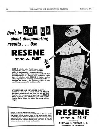 A 1961 advert.