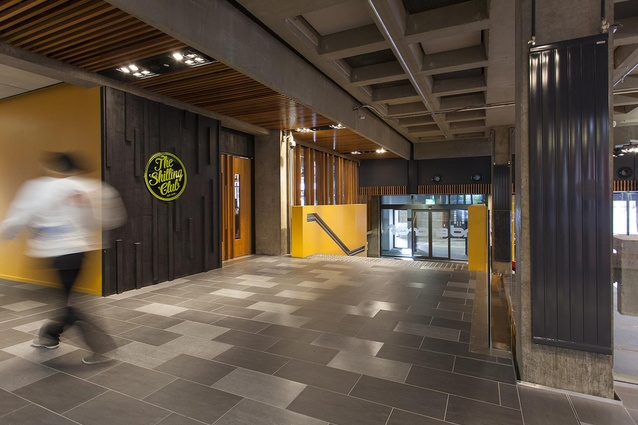 Winner: Civic – James Hight Undercroft, University of Canterbury by Warren and Mahoney.