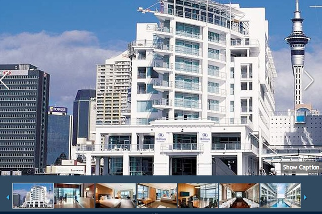Hilton: This high-end hotel sports sweeping views of Auckland harbour and a top-notch bar and restaurant. 147 Quay Street; hilton.com.