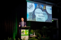 The future of green building