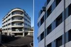 Christchurch apartment building complete