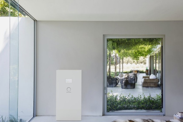 The Sonnen battery storage system will soon be available in New Zealand through Mitsubishi Electric.