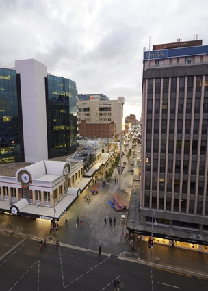 Rundle Mall Redevelopment by Hassell
