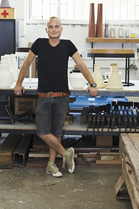 Laurie Wiid Van Heerden is a rising star in the world of homewares.