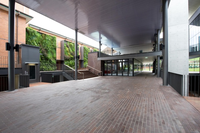 Landscape winner: The Mabel Fidler Building by BVN Architecture.
