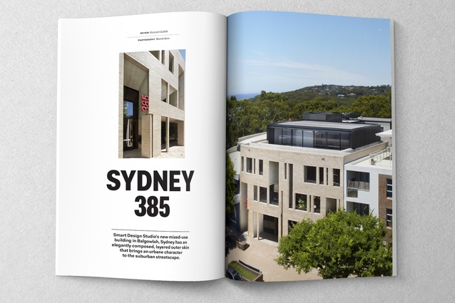 Sydney 385 designed by Smart Design Studio.