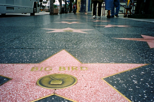 Hollywood Walk of Fame, Los Angeles.