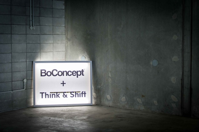 BoConcept and Think & Shift