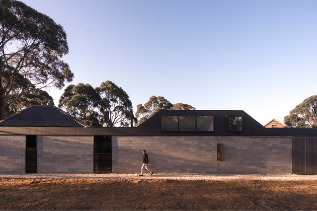 Lagoon House by Taylor and Hinds Architects.