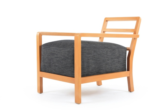 Armchair by Ernst Plischke for Zealandia Chair Co.