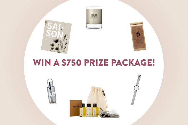 Win $700 worth of products from our Valentine's Day Gift Guide.