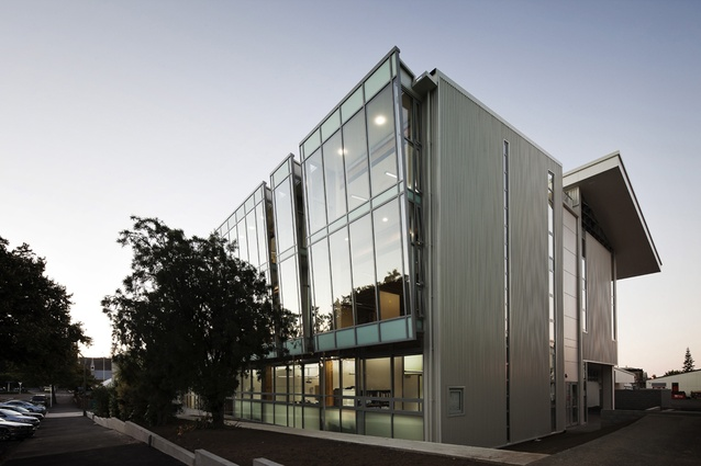 Joint venture to benefit christchurch architecture now for Architects christchurch