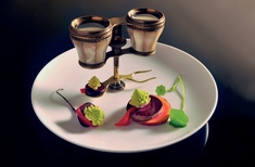 Experimental gastronomy