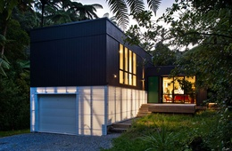 Small house encapsulates big thinking