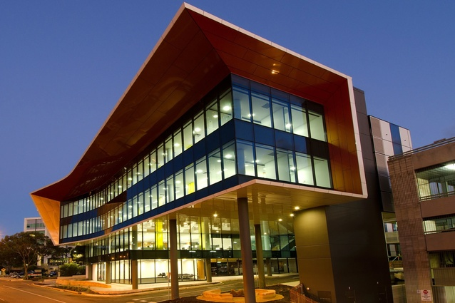 Flinders Centre for Innovation in Cancer by Woodhead.