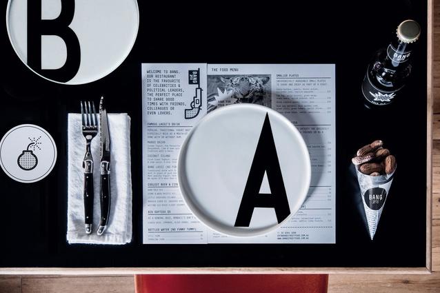 Winner of Best Identity Design – Bang Street Food by Sonnet.