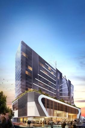 Hobart City Council Building Applications