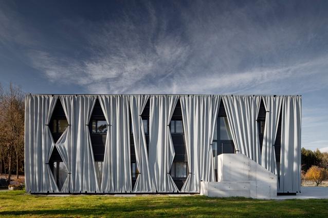 Aichinger House – Hertl Architekten, Austria.
