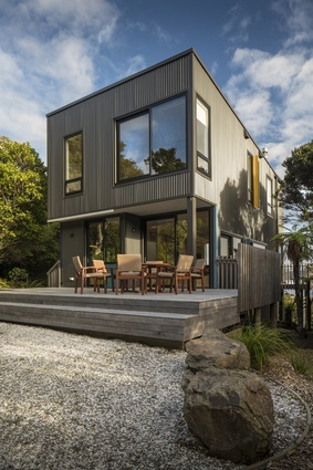 Housing Award: Stewart Island Crib by Tennent + Brown Architects.