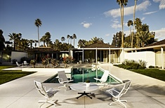 Herman Miller outdoor collection at Living Edge
