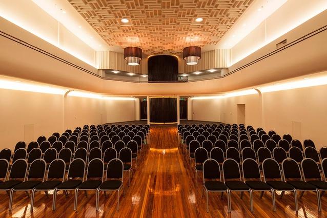 Finalist: Civic – Dunedin Town Hall and Municipal Chambers by Opus Architecture.
