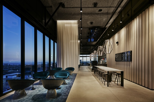 Corrs Chambers Westgarth Melbourne by Bates Smart.