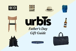 Urbis Father's Day gift guide