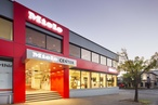 Miele's new refurbished showroom