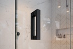 Stegbar introduce Jett: a black bathroom hardware range