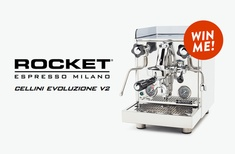 Win a Rocket espresso machine worth $4050