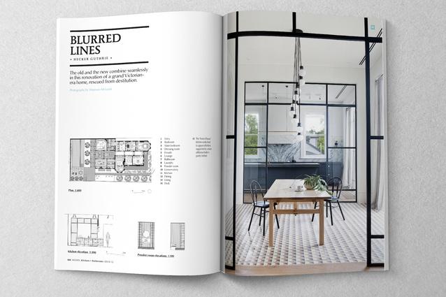 Kitchen by Hecker Guthrie.