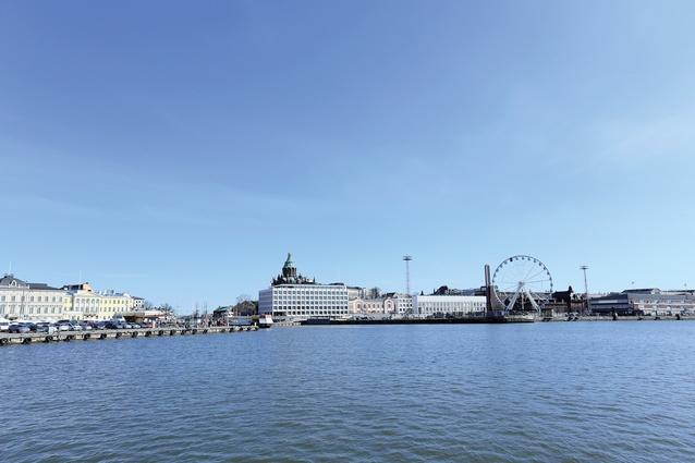 Helsinki was awarded UNESCO City of Design status in 2014.