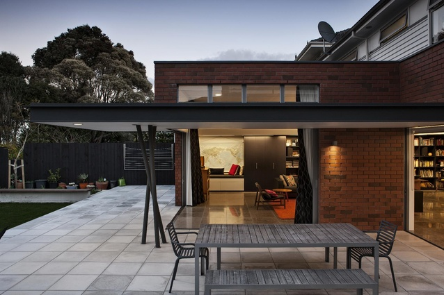 Cleverley-Wilson House by CCM Architects.