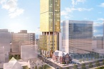 Hotel tower set to be Perth's tallest building