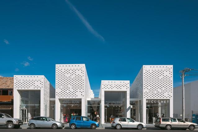 Mackelvie street precinct project credits architecture now - Bush architectuur ...