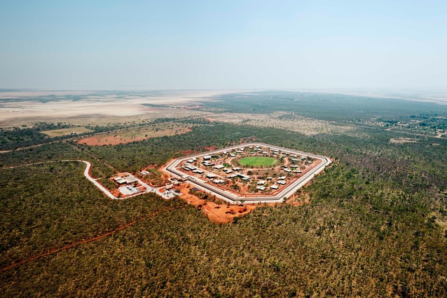 David Oppenheim Award for Sustainable Architecture: West Kimberley Regional Prison by TAG Architects and Iredale Pedersen Hook Architects.