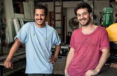 Buenos Aires: Segundo Denegri and Marcos Altgelt