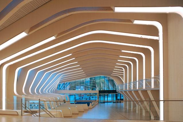 Vennesla Library And Culture House Urbis Magazine