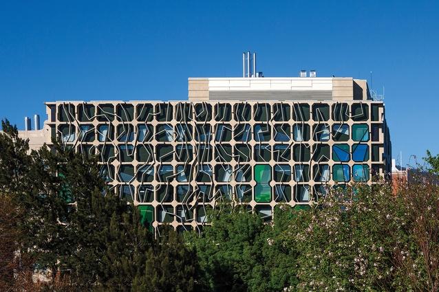 Medical Science 2, University of Tasmania by  Lyons.