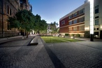 RMIT University urban spaces